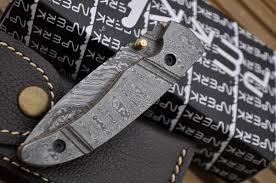 handmade hunting knives for sale damascus u0026 survival folding