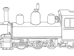train coloring pages printable ziho coloring