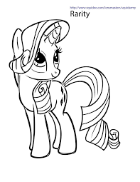 awesome coloring pages ponies 47 seasonal colouring pages