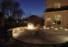 how to light a fire pit fire pit lighting seat wall lighting fixtures
