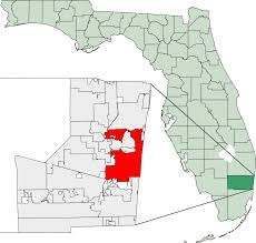 Southern Florida Map by Fort Lauderdale Florida Wikipedia