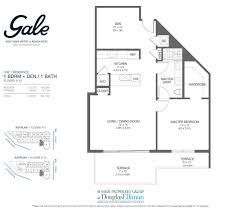 the gale floor plan gale hotel and residences floor plans luxury waterfront condos in