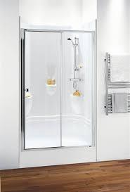 Uk Shower Doors Coram Watertight Alcove Pod Pod Including Sliding Shower Door