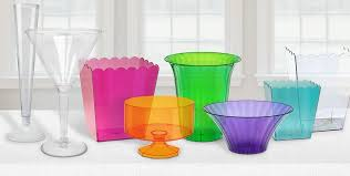 Pedestal Bowls For Centerpieces Candy Containers Party City