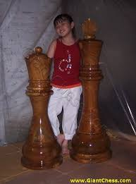 large wooden pieces home decorations large wooden chess pieces from giantchess