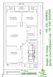floor plan and elevation drawings pin by muhammad usman on 25x45 house plan elevation drawings map