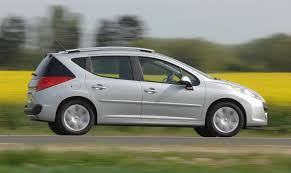 full range of peugeot cars peugeot 207 sw review 2007 2013 parkers