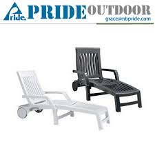 Outdoor Sun Lounge Chairs White Plastic Sun Lounger White Plastic Sun Lounger Suppliers And