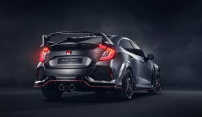 honda ricer wing the next honda civic type r has arrived and it wants to punch