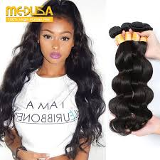 the best sew in human hair amazing hair company brazilian body wave 4 bundles gstar wet and