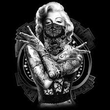 25 unique playboy tattoo ideas on pinterest bandana tattoo
