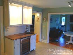 How Refinish Kitchen Cabinets Cabinet Refinishing Latex Paint Stain Rust Oleum How Kitchen