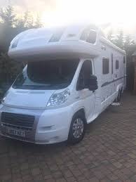 2008 fiat ducato 6 berth motorhome with large rear garage full