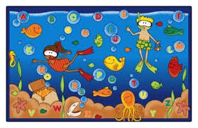 10 colorful and educational kid u0027s rugs rilane