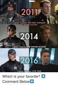 Captain America Meme - 2011 captain america the first avenger ig 2014 captain america the