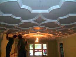decorative ceilings decorative plaster ceiling youtube