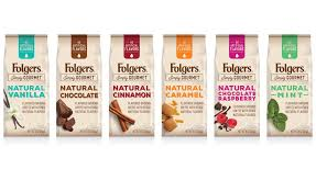 Flavored Coffee Folgers Launches Simply Gourmet Line Of Naturally Flavored Coffee