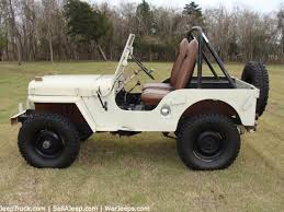 jeep used parts for sale used jeeps and jeep parts for sale 1949 willys jeep