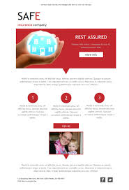 5 free and professional newsletter templates for insurance