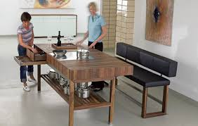 modern kitchen table contemporary modern wooden furniture design for home interior by