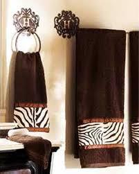 Zebra Print Bathroom Ideas Colors Zebra Prints And Decorative Patterns For Modern Bathroom Decorating
