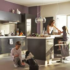 deco salon cuisine ouverte raisons de choisir une cuisine ouverte sur le salon