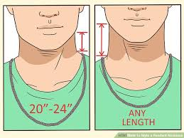 necklace length pendant images 3 ways to style a pendant necklace wikihow jpg