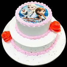 photo cake forzen photo cake
