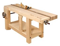 Plans For Building A Woodworking Workbench by Roubo Workbench