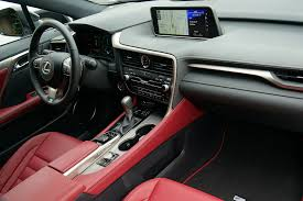 lexus rx red interior the 2016 lexus rx up u0026 coming cars