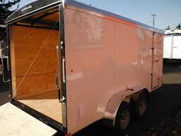 enclosed trailer exterior lights 2018 mirage trailers mxl714ta2 enclosed cargo trailer