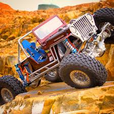 jeep rock crawler rc axial scx10 based cj willys crawler by warren fisher readers ride