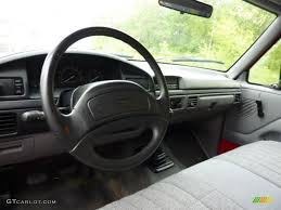 Ford Truck Interior 1997 Ford F350 Xl Regular Cab Dually Stake Truck Interior Photo