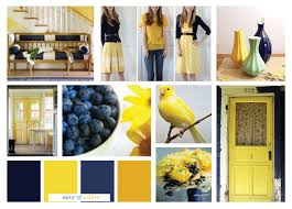 Blue And Yellow Home Decor by Say Hello To Navy And Yellow Art Gallery Fabrics The Creative