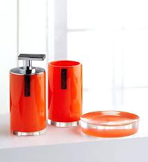 orange bathroom accessories ikea home design