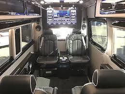 mercedes business class 2017 mercedes sprinter business class limo with bathroom 4x4