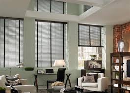 large window coverings treatments for large windows budget blinds