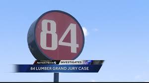 grand jury explores 84 lumber u0027s involvement in hurricane katrina