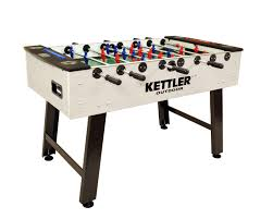 space needed for foosball table another outdoor foosball table from kettler montecristo