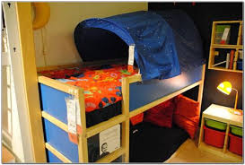 Bunk Beds Tents Boys Bunk Bed Tent Ikea Intersafe