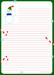 writing papers for kids free printable christmas stationary stationary pinterest free printable christmas stationary pen palswriting paperfree