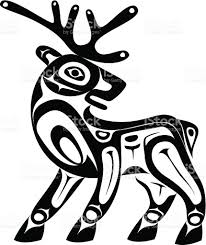 inuit art bear image information