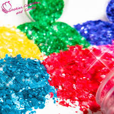 Where To Buy Edible Glitter How To Make Edible Glitter Cake Decorating Diy