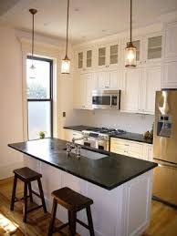Kitchen Design For Small Space by Open Kitchen Design For Small Kitchens Photo Of Fine Open Kitchen