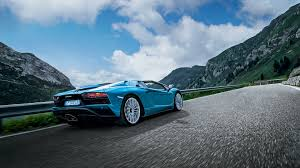 lamborghini aventador 2018 2018 lamborghini aventador s roadster wallpapers u0026 hd images