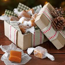 Christmas Sweet Recipes Gifts Creamy Caramels Recipe Taste Of Home