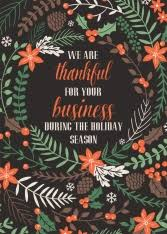 Holiday Business Cards Shop Holiday Greeting Cards For Your Business
