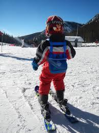 Backyard Ski Lift Using A Ski Harness The Right Way Bring The Kids