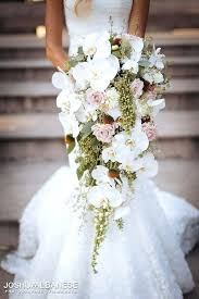 wedding bouquets with orchids and roses bridal bouquet features