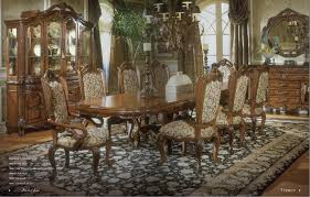 Michael Amini Dining Room Furniture Dining Room Fascinating Elegant Aico Dining Table With Beige